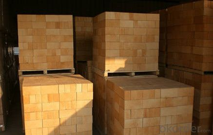 Refractories Bricks for the steel ladle use