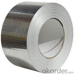 Electrically Conductive Aluminum Foil Tape Synthetic Rubber Based Discount