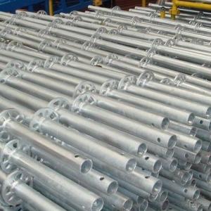 Ringlock Scaffolding Layer Q235/345 Steel Galvanized