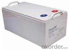 VRLA Battery MP Series Battery  6-GFM-105F