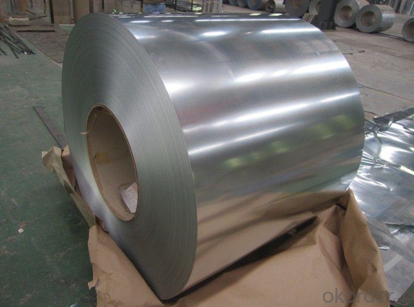 Hot-Dip Galvanized Steel Sheet Qualified-EN10327