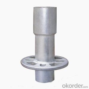 Ringlock Scaffolding Diagonal Brace Q235/349 Steel Galvanized