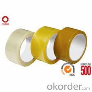 Bopp Tape Brown Color Anti-aging Quality