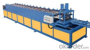 Roof Panel Roll Forming Machine on Steel Material Processing