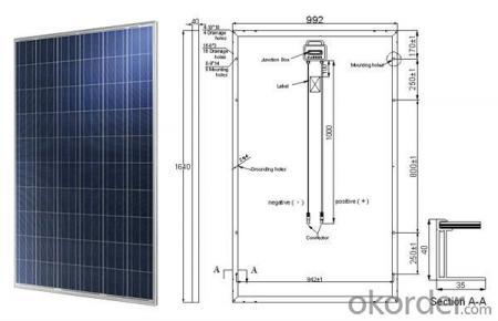New product Paneles Solares Solar Energy 250W Solar Panel home solar systems