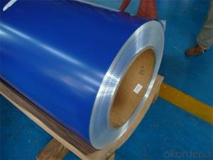 Prepainted Galvalume Rolled Coil for Construction roof