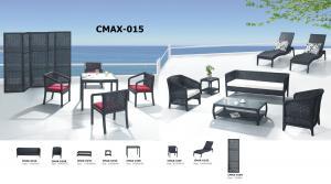 Newest Design Outdoor Furniture Garden Sofa CMAX-009