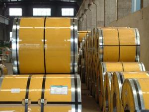 Hot / Cold Rolled Stainless Steel Coil 304 / 301 / 316