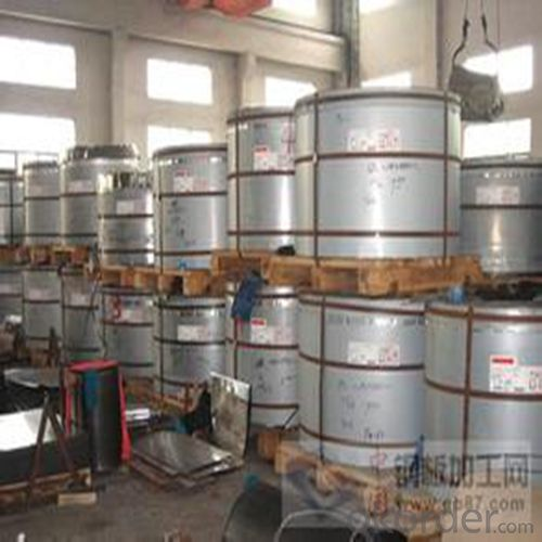 Electrolytic Tinplate of  Good Quality for Metal Container 0.15mm