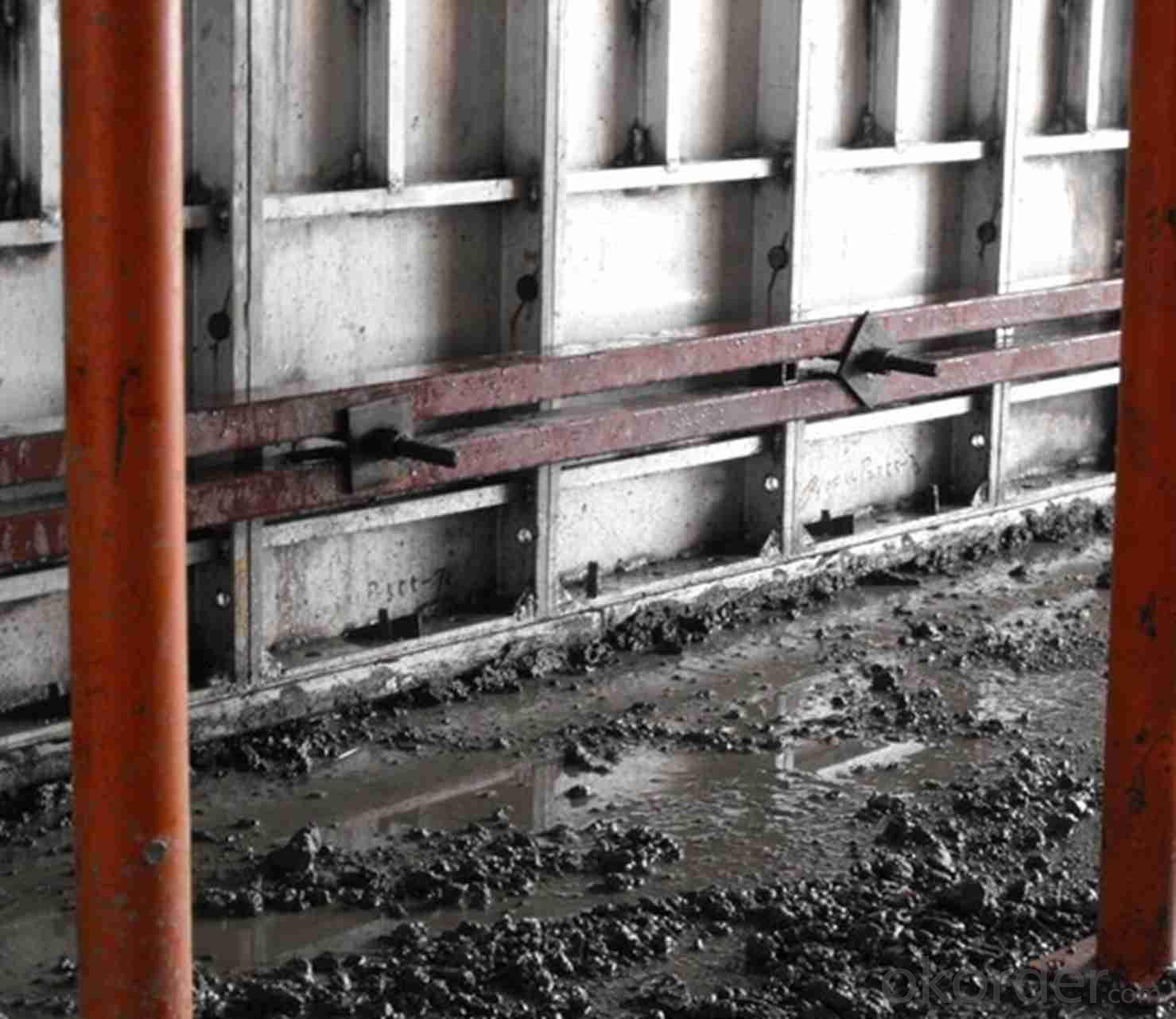 Whole Aluminum Formwork System for Slab Floor Construction