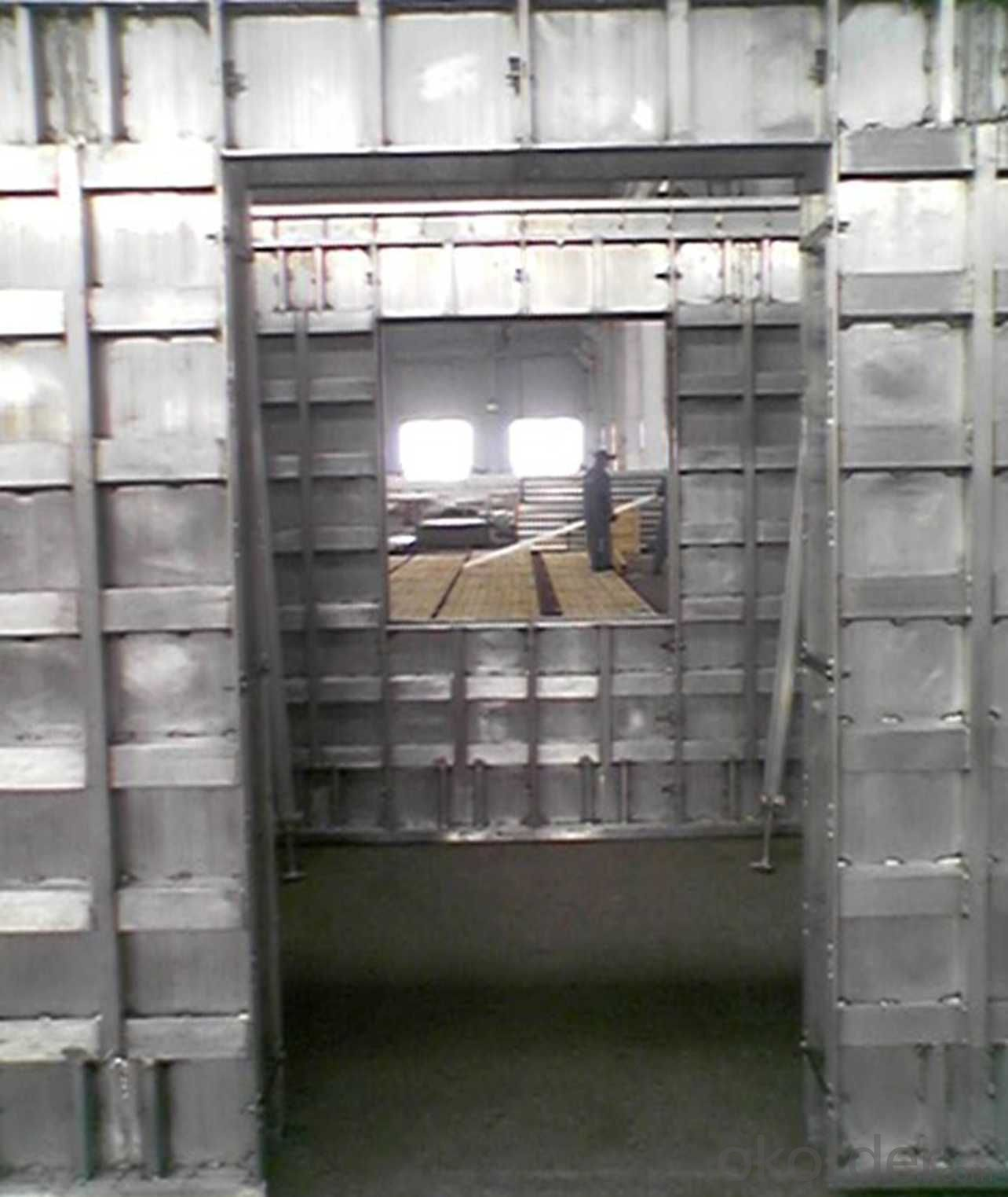 Whole Aluminum Formwork  System Designed for High-efficient Construction