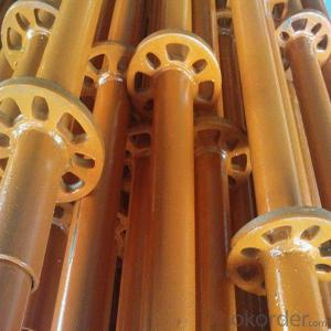 Ringlock System Scaffolding Part Easy Assembly Top Quality Metal