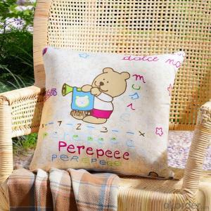 Decorative Home Cushion with Cartoon Pattern