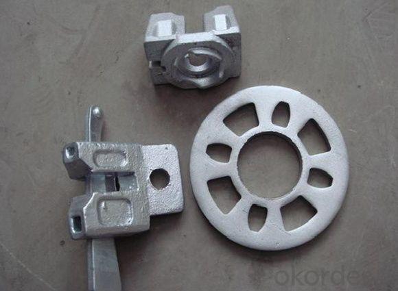 Ringlock Rosette Q235/345 Steel Galvanized