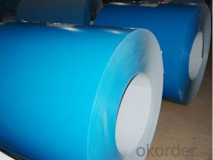 Pre-Painted Galvanized/Aluzinc Steel Coils of Prime Quality Blue Color