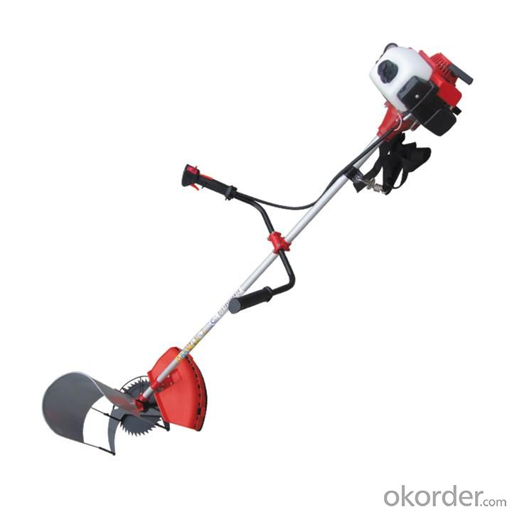 52cc Brush Cutter With 2 Stroke Engine Primer Bulb CE GS NTC520 and NTD520