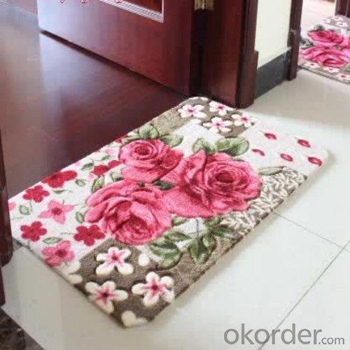 Polyester Carpet through Hand Make for Office