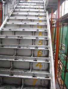 Aluminum Formwork Shoring System for Concrete Apartment