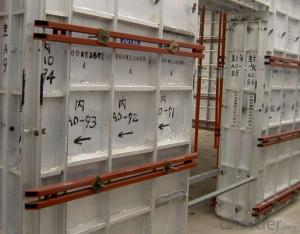 Aluminum Formwork  System for Floor Slab Concrete Construction