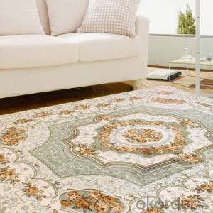 Cotton Carpet with all Size and High Quality from China