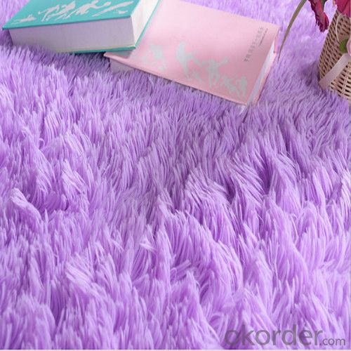 Cotton Carpet with Modern Design for Hotel, Home, Living Room