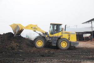 LISHIDE BRAND WHEEL LOADER CL956-2