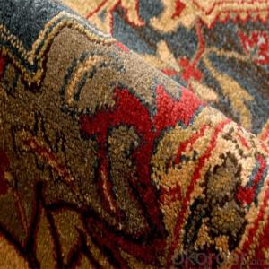 Cotton Carpet / Rug  through Machine Make for Home