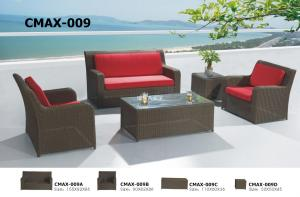 Newest Design Outdoor Furniture Garden Sofa CMAX-009