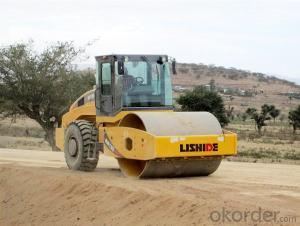 LISHIDE BRAND SINGLE DRUM ROAD ROLLER RM226