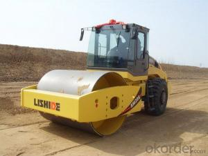 LISHIDE BRAND SINGLE DRUM ROAD ROLLER RM146