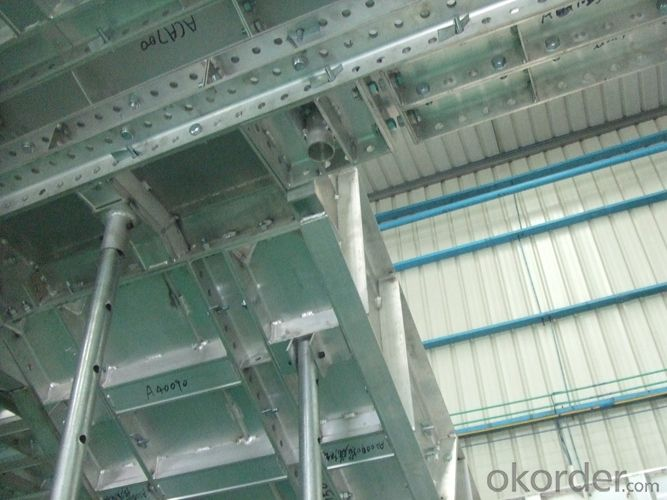 NO1 FORMWORK, WHOLE ALUMINUM FORMWORK SYSTEM