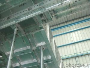 WHOLE ALUMINUM FORMWORK SYSTEMS WITH REMARKBLE PERFORMANCE IN CHINA