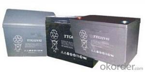 Gel Battery the TTG Series Battery TTG12V52
