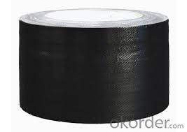 Cloth Tapes Natural Rubber Adhesive Tapes for Pipe Wrapping and Book Binding