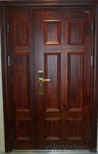 Good High End Galvanized Steel Door in china