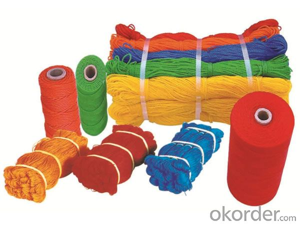 Polyethylene Rope for Agricultural Use 4mm-120mm