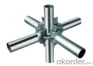 Ringlock Scaffolding Rosette Easy Assembly Top Quality Metal