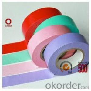 Adhesive Tape for Paint Masking 130 Micron Various Colors