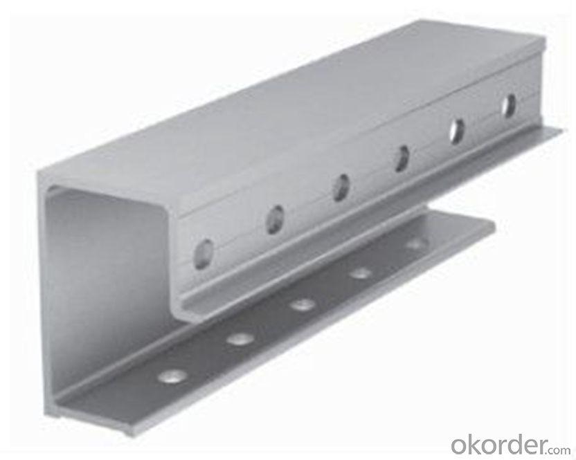 Aluminum Formwork System for Concrete Slab Floor Building