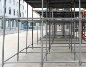 Aluminum Formwork System for Staricase Building for HIgh Level Building