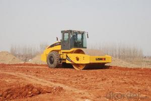 LISHIDE BRAND SINGLE DRUM ROAD ROLLER RM2186