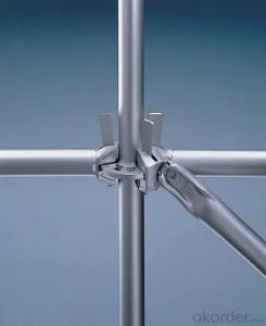 Ringlock Base Collar Q235/352 Steel Galvanized