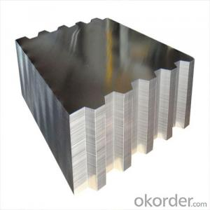 Electrolytic Tinplate Sheets or Coils for Industrial Package 0.195mm