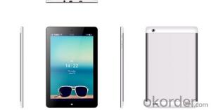 8.9 Inch Quad Core IPS Screen Intel Tablet PC Z3735F
