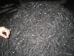 Concrete Nails for Construction with Pallet
