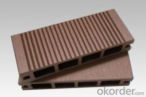 Tongue and Groove Composite Decking in China