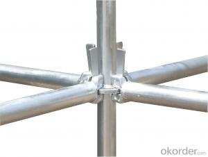 Ringlock Base Collar Q235/352 Steel Galvanized