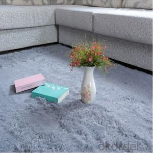 Plastic Carpet  through Machine Make from China
