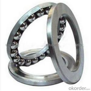 Single Direction Thrust Ball Bearings  Manufacturer China