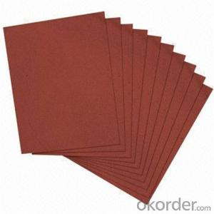 Waterproof Abrasives Sanding Paper for Wall and Stainless
